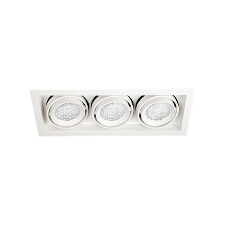 Krypton Triple Downlight