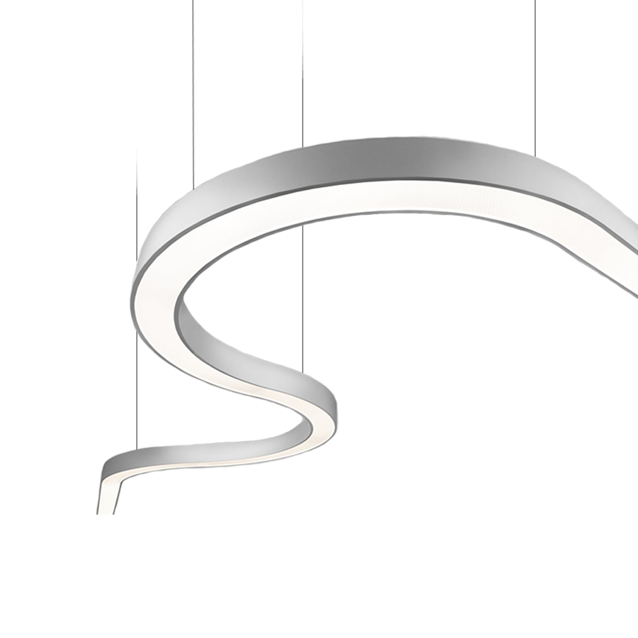 Flumo Pendant System by Halla