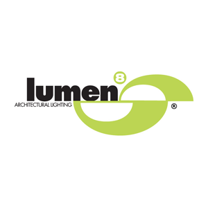 Lumen8 Architectural Lighting Trademark Logo