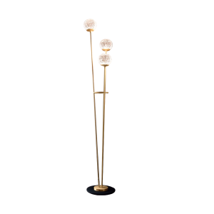 Cristalglob Floor Lamp by Icone Luce